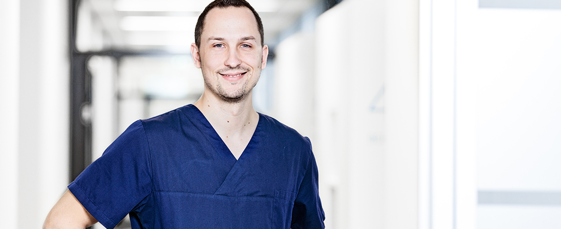 Dr. Prechtl Portrait