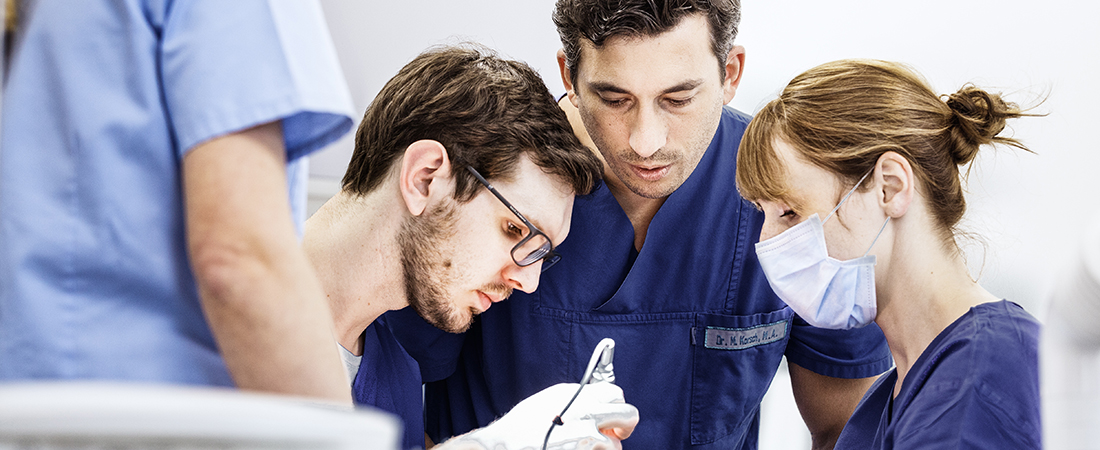 Dr. Korsch Ausbildung